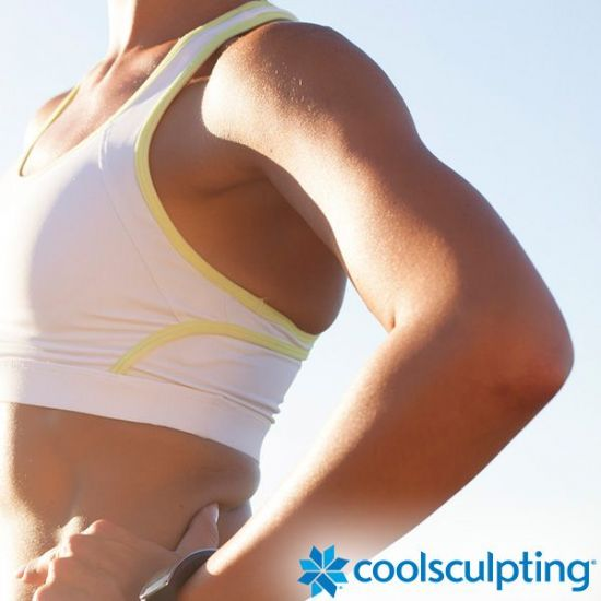 CoolSculpting® Inner Arms